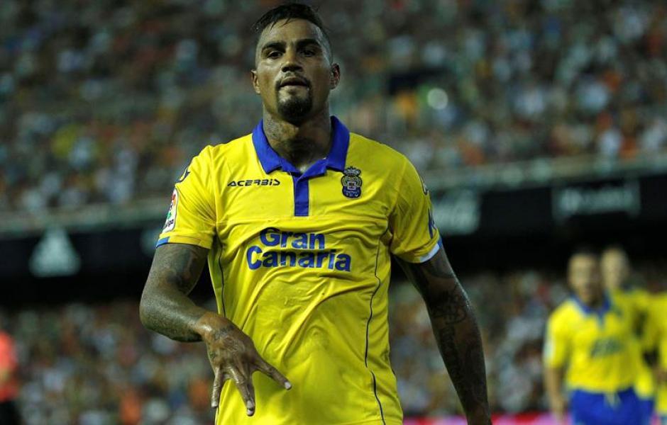 El jugador lleva dos goles en dos jornadas. (Foto: EFE)