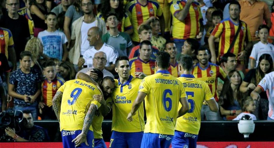 Las Palmas es líder en España después de 38 años (Foto: EFE)