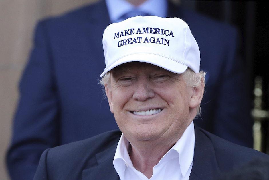 Doland Trump viajará a México para reunirse con el presidente Enrique Peña Nieto. (Foto: EFE)