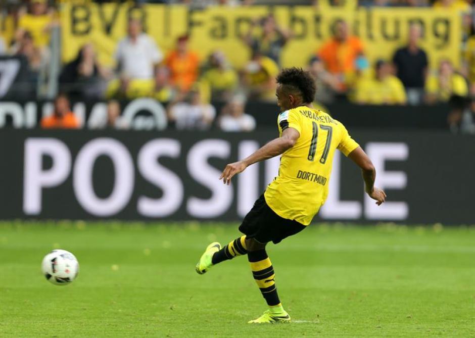 El delantero fue uno de los goleadores de la Bundesliga. (Foto: EFE)