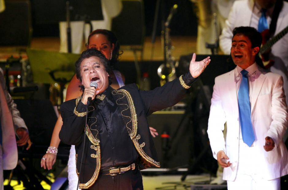 """El cantante se encontraba en su gira """"Mexxico es todo"""" por Estados Unidos. (Foto: EFE)"""