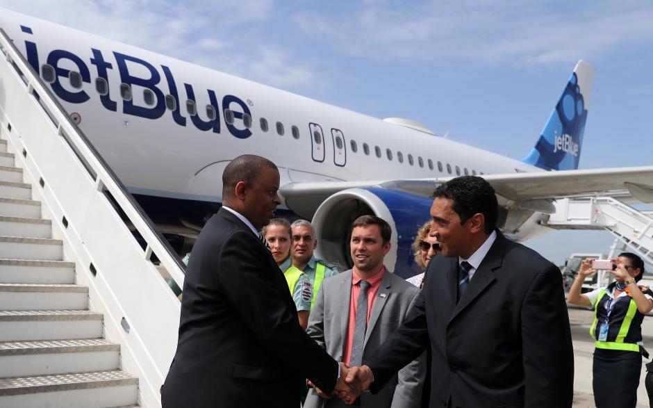 Washington y La Habana acordaron en febrero de este año restablecer los vuelos comerciales. (Foto: EFE)