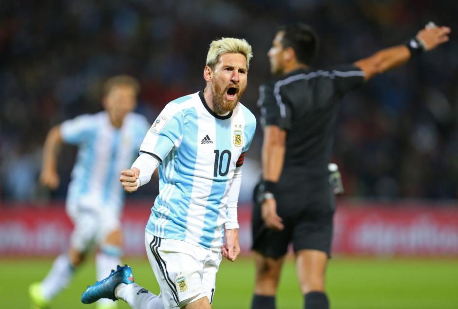 Messi tuvo un regreso triunfal. (Foto: EFE)