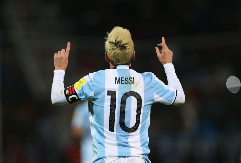 Leo Messi regresó a su selección y anotó el gol del triunfo. (Foto: EFE)