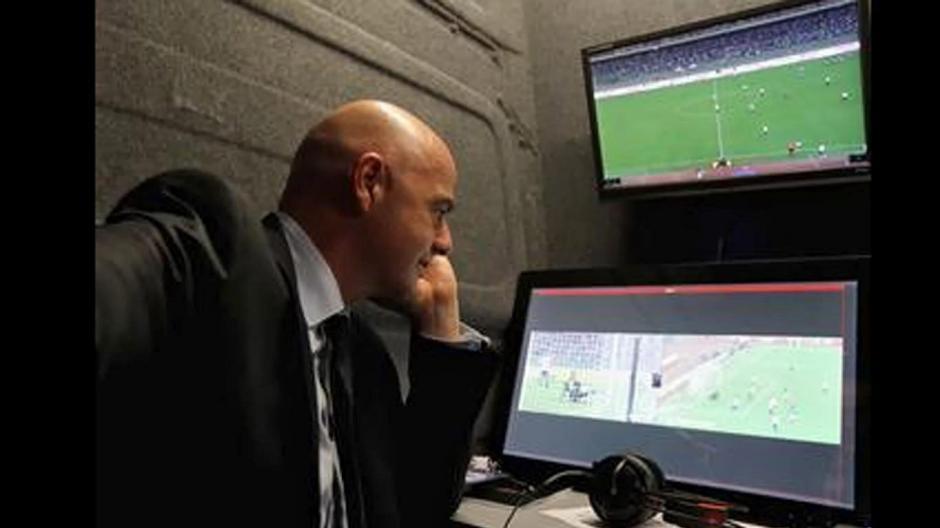 Infantino también impulsa que el mundial de fútbol sea disputado entre 40 selecciones, 8 más de los actuales. (Foto: EFE)