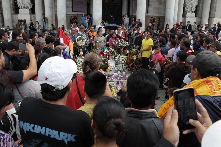 Se espera que al homenaje asista más de un millón de personas. (Foto: EFE)