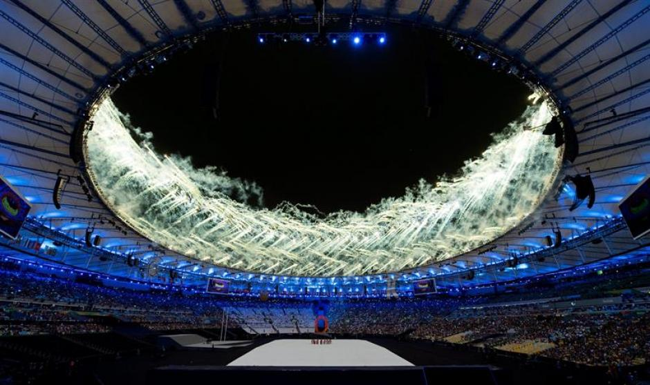 Así fue la inaguración de los Juegos Paralímpicos 2016. (Foto: EFE)