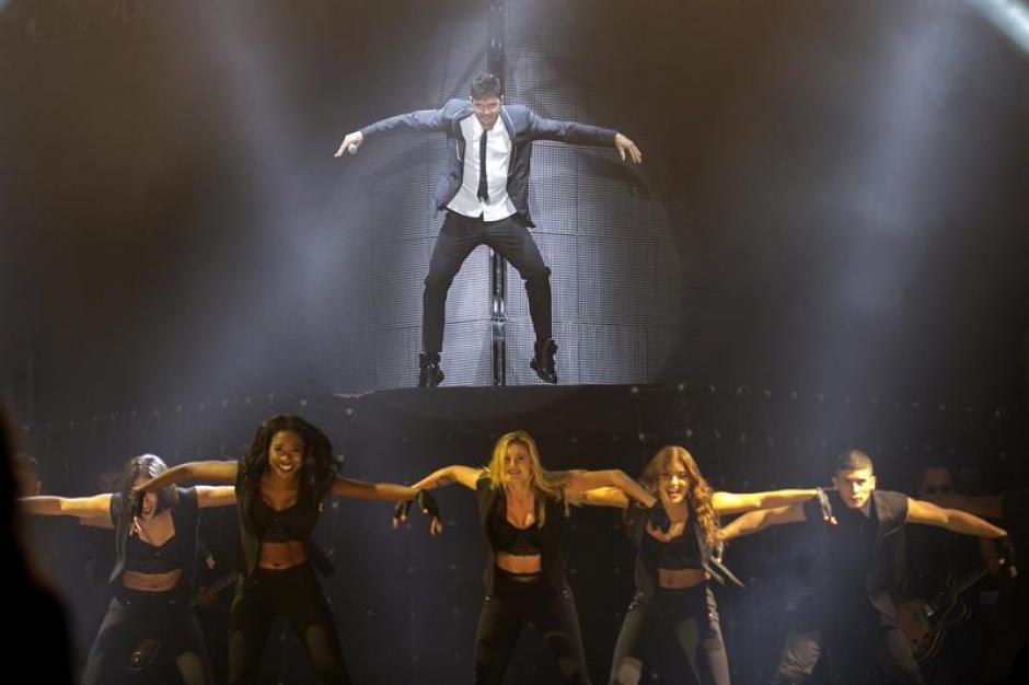 Ricky Martin está de gira por España la cual finaliza este fin de semana. (Foto: EFE)