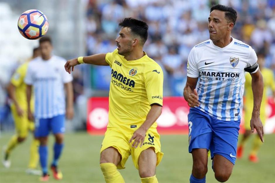 El italiano marcó un doblete para el Villarreal. (Foto: EFE)