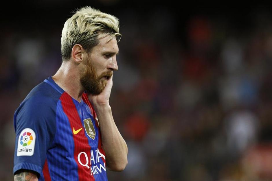 El Leganés se enfrentará por primera vez en su historia al Barça...y a Messi (Foto: EFE)