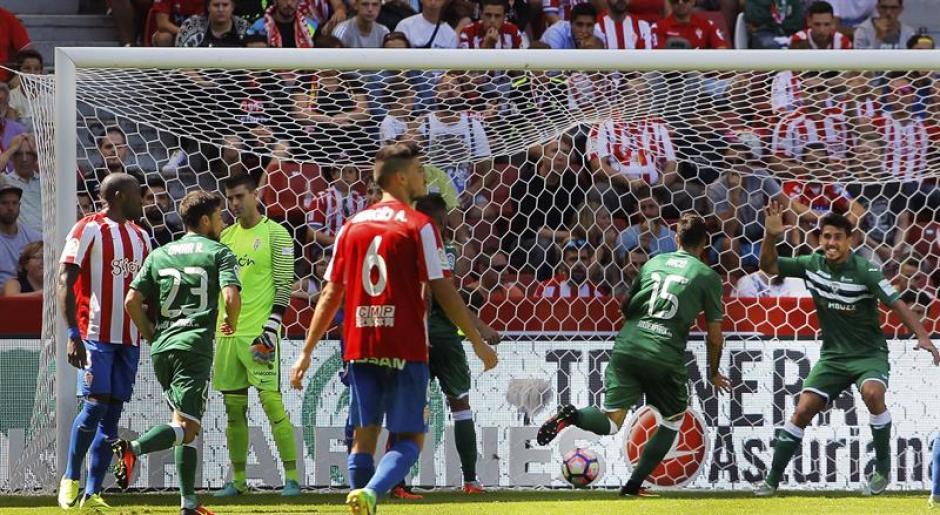 El Leganés lleva una derrota, un empate y una victoria en La Liga (Foto: EFE)