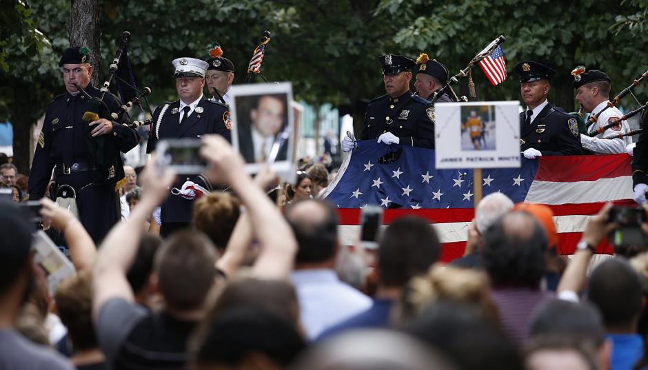 Los estadounidenses conmemoran 15 años del peor ataque terrorista en su país. (Foto: EFE)