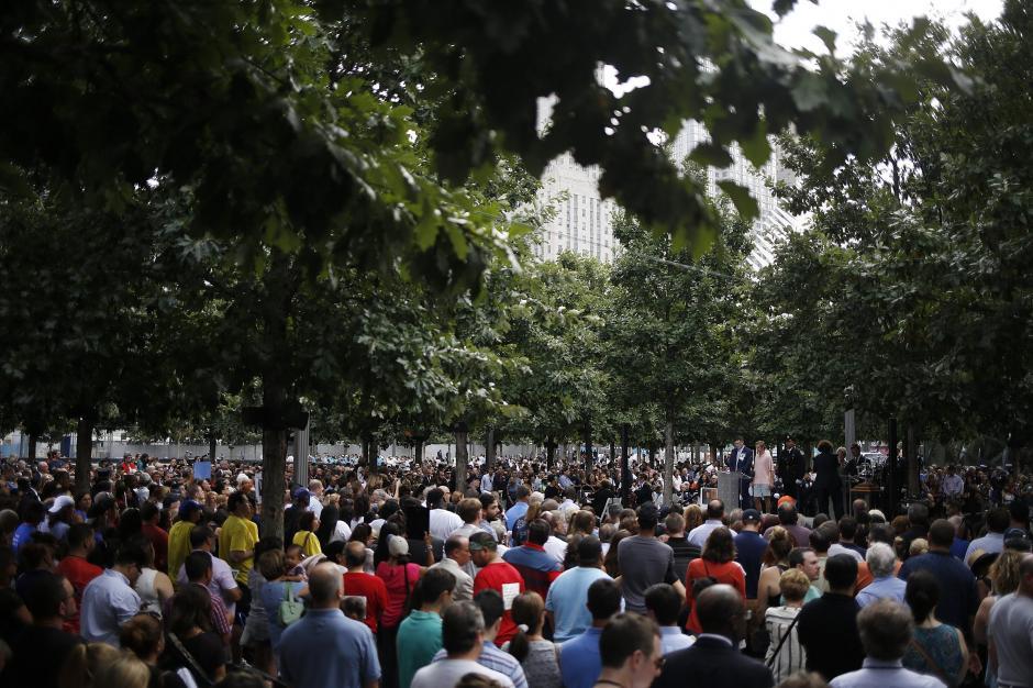 Casi 3 mil personas fallecieron el 11 de septiembre de 2001. (Foto: EFE)
