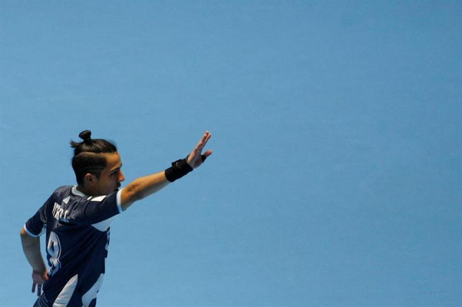Guatemala le marcó un gol a la poderosa Italia. (Foto: EFE)