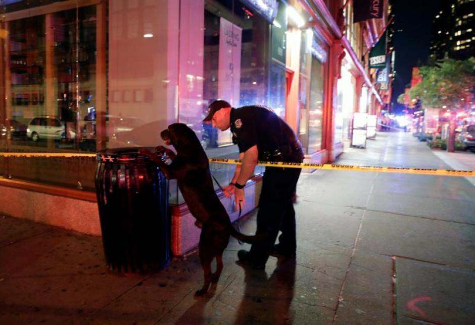 Las autoridades confirmaron que se trata de un ataque terrorista. (Foto: EFE)