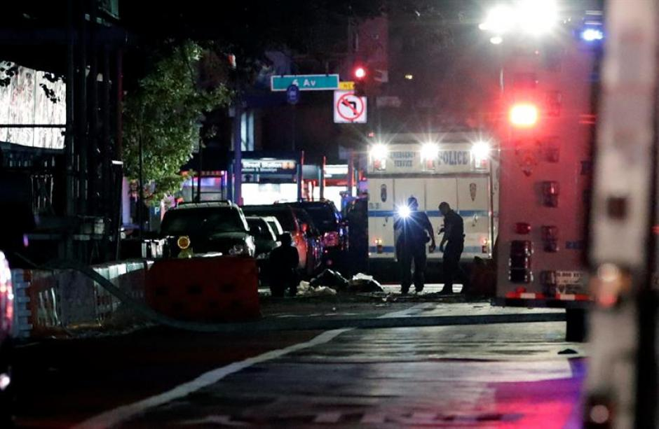 Momentos de tensión se vivieron en el centro de la ciudad. (Foto: EFE)