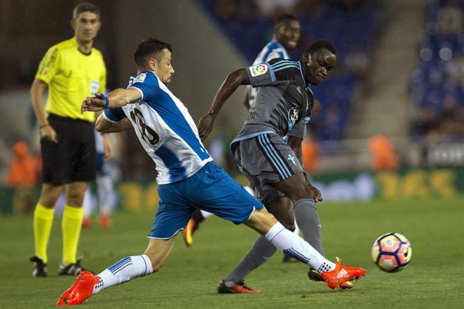 Los rivales tampoco hicieron demasiado para detenerlo. (Foto: AFP)
