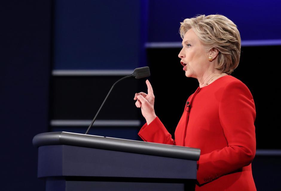 Clinton pudo demostrar su experiencia. (Foto: EFE)