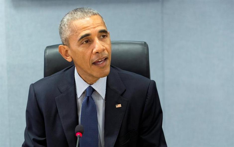 """Obama dijo que Matthew tendrá un """"gran impacto"""" en la Florida. (Foto: EFE)"""