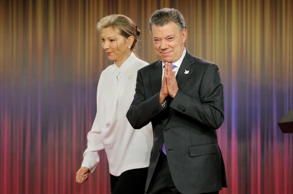 El presidente de Colombia Juan Manuel Santos recibió con beneplácito la noticia. (Foto: EFE)