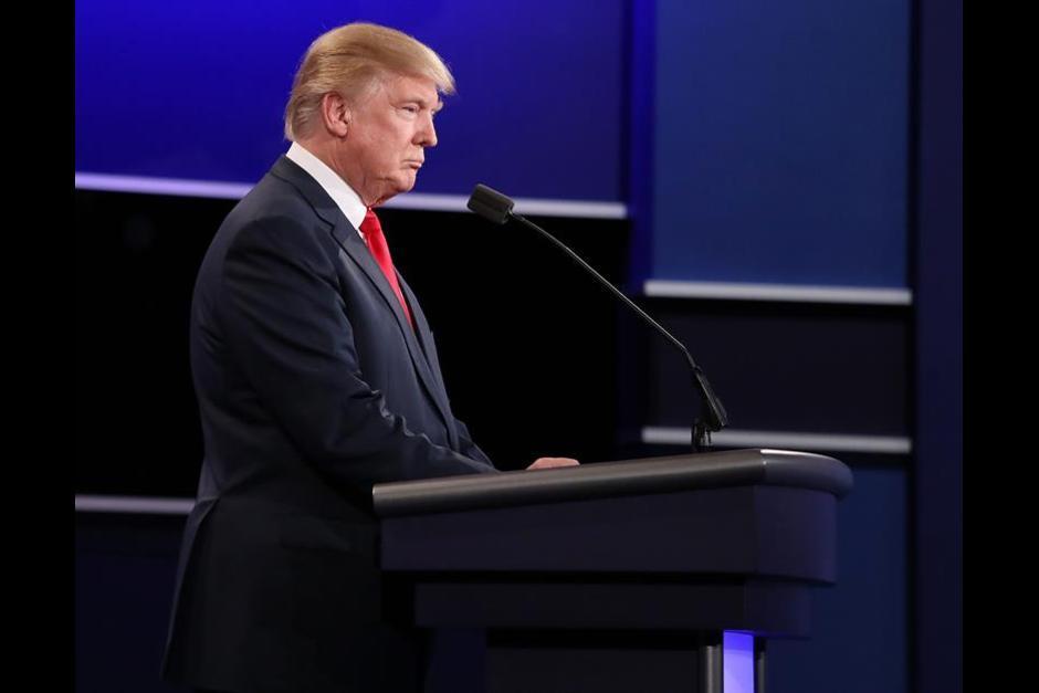 La noche de este miércoles millones de personas alrededor del mundo presenciaron el último debate presidencial. (Foto: EFE)
