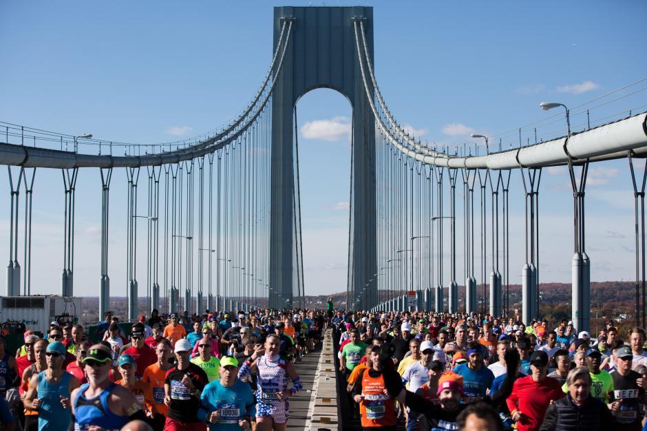 Este año, se disputó la edición número 46 de la maratón internacional. (Foto: EFE)