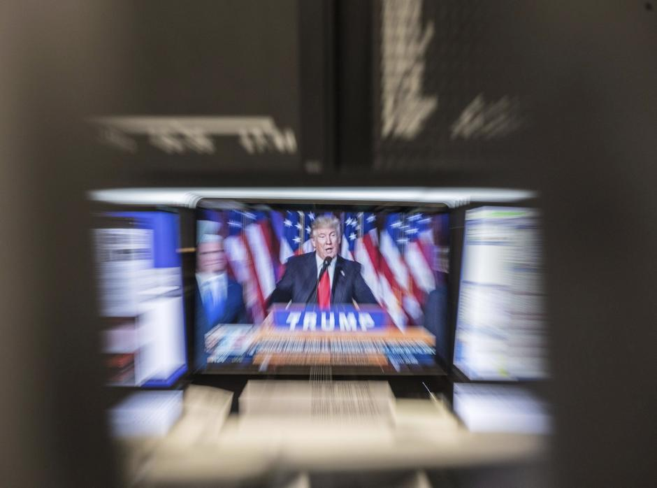 Varios países felicitaron a Trump por su victoria. (Foto: EFE)