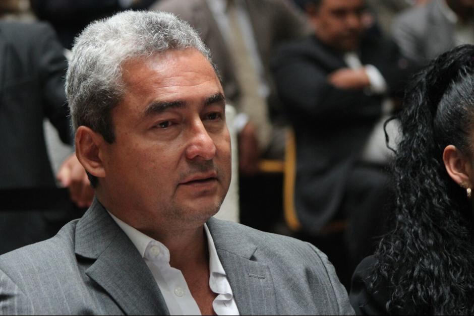 El exdiputado Marvin Díaz fue uno de los beneficiados con la falta de mérito en el caso Cooptación del Estado. (Foto: Archivo/Soy502)