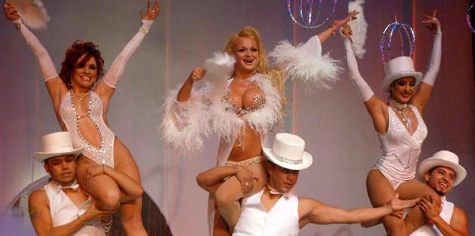 Además de ser modelo Pleskova presenta shows de baile y música. (Foto: Playboy México)