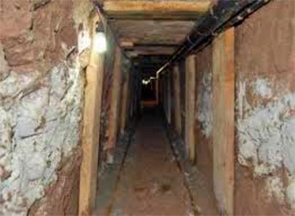 El túnel cuenta con un sistema de ventilación e iluminación. (Foto: elpaís.com)