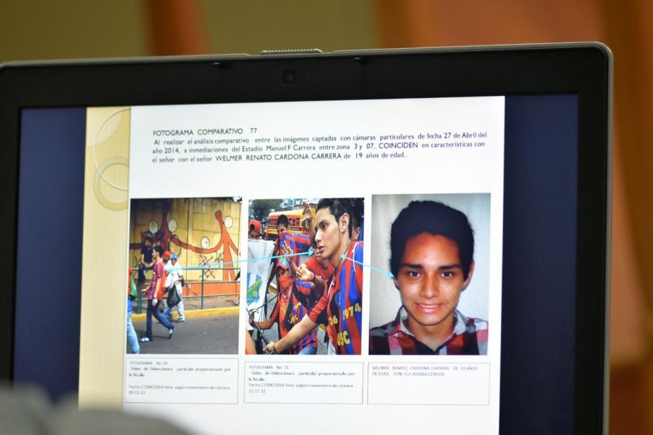 Otras tres personas también enfrentaron a la justicia por la muerte de Kevin Díaz. (Foto: Wilder López/Soy502)