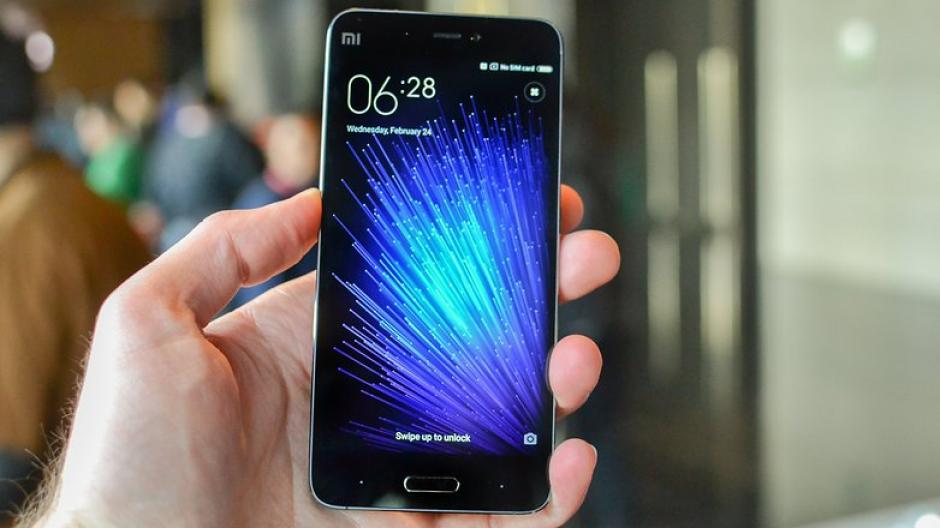 El procesador del Mi5 es Qualcomm Snapdragon 820. (imagen: androidpit.es)