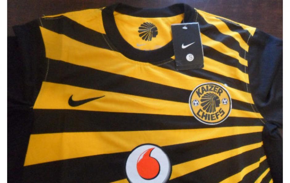 El escudo del equipo Kaizer Chiefs se encuentra en la posición seis. (Foto: ideaavisos.com)