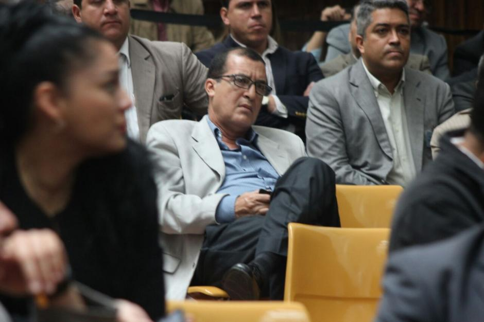 Los favorecidos se mostraron satisfechos con la resolución. (Foto: Alejandro Balán/Soy502)