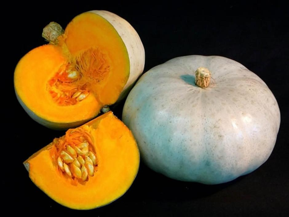 "2. Zapallo o calabaza: la ""Canadian Produce Marketing Association"" señaló que el zapallo debe estar en un lugar seco, oscuro y ventilado. (Fuente: Morguefile)"