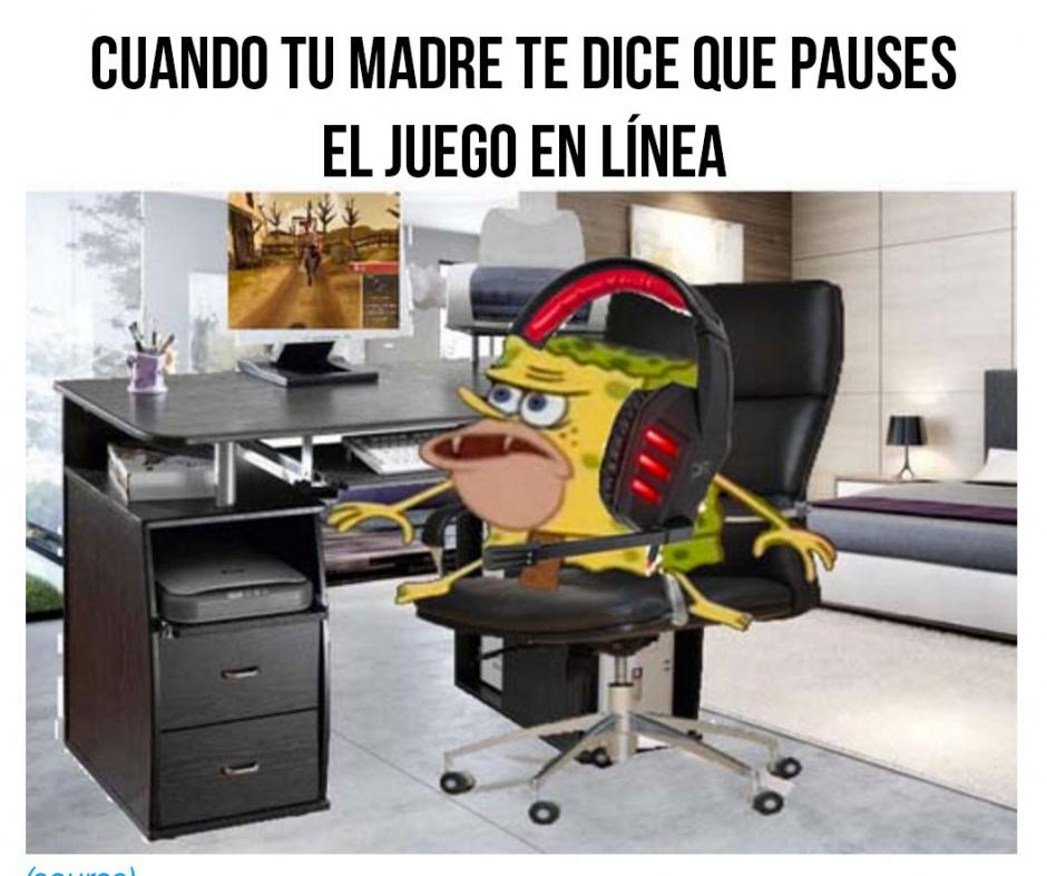 Los memes de Bob Esponja cavernícola han causado sensación en internet. (Foto: notinerd.com)