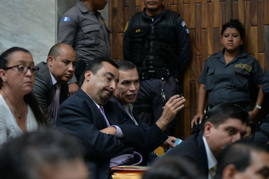 Juan de Dios Rodríguez, guarda prisión por otro proceso penal y no podría salir en libertad. (Foto: Wilder López/Soy502)