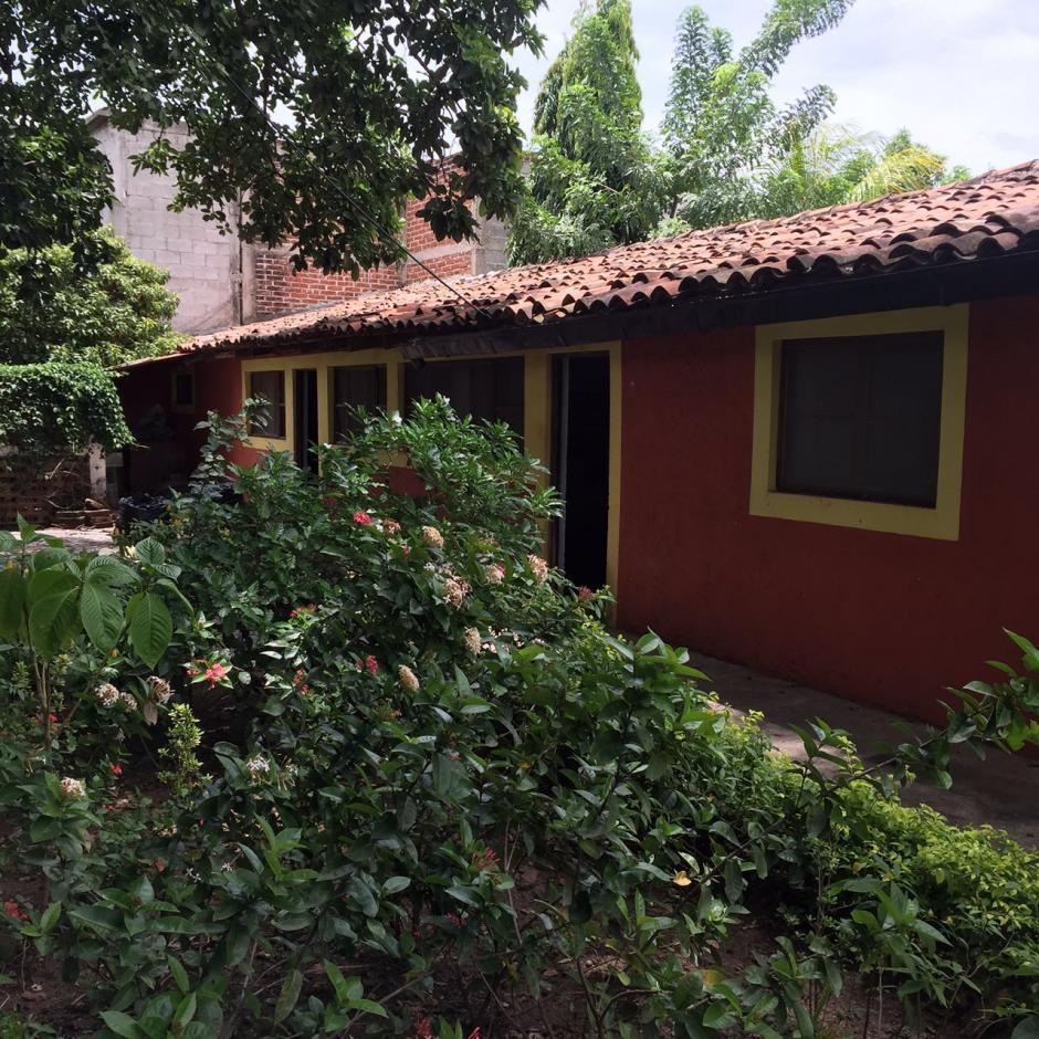 La residencia de Chico Dólar se ubica en el barrio San Sebastián, Asunción Mita, Jutiapa. (Foto: MP)