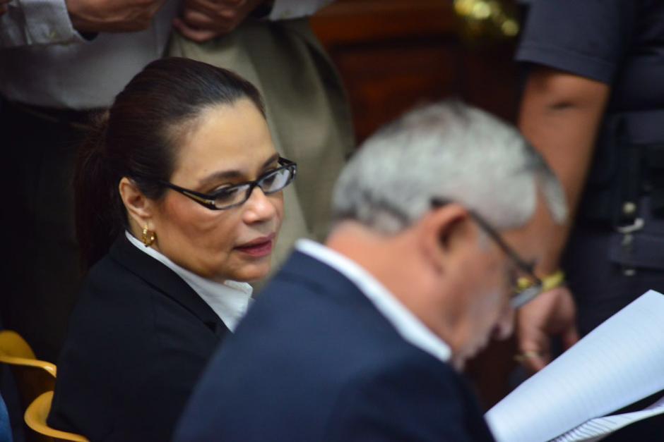 Los exmandatarios están acusados de liderar la estructura criminal conocida como Cooptación del Estado.  (Foto: Jesús Alfonso/Soy502)