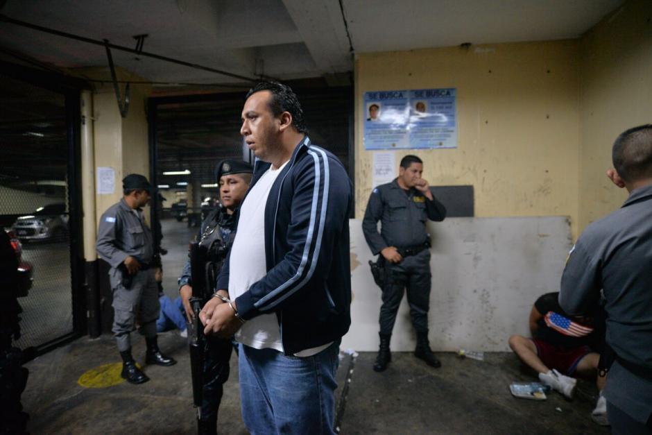 Daniel Juan Pablo Pellecer Siliezar es sindicado de asociación ilícita y lavado de dinero. (Foto: Wilder López/Soy502)