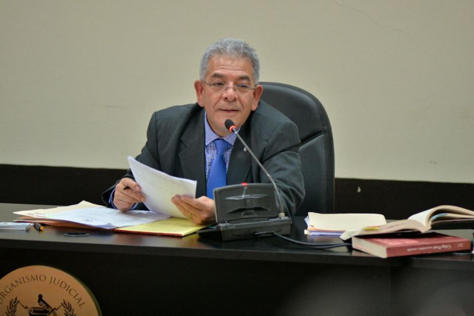 La audiencia fue suspendida por falta de espacio en la sala. (Foto: Wilder López/Soy502