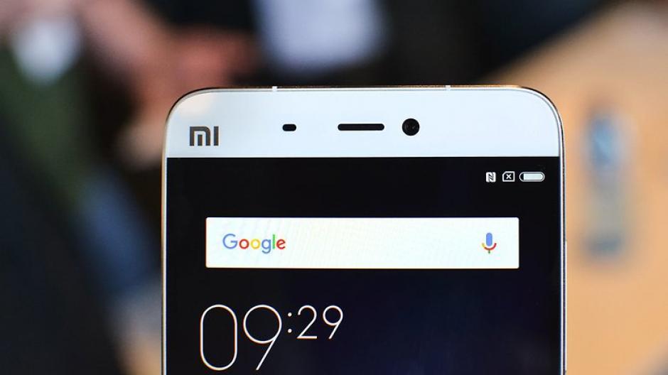 La pantalla de Mi5 es full HD.  (imagen: androidpit.es)