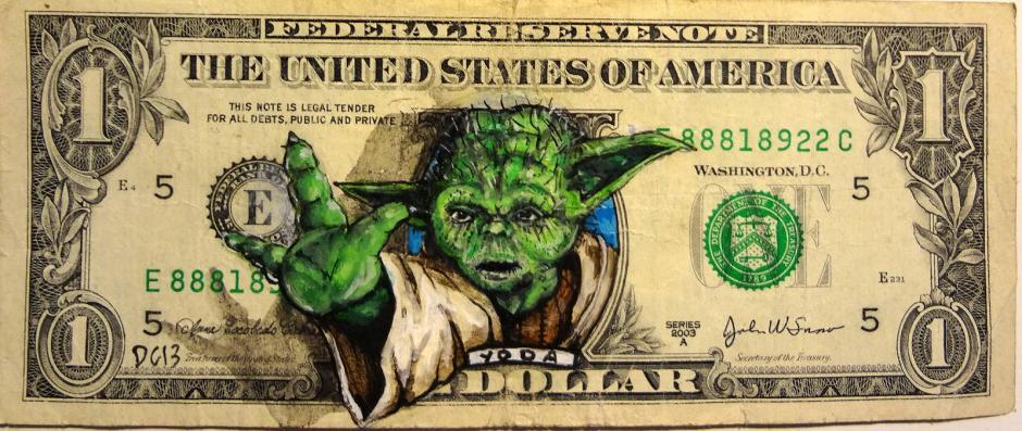 Yoda era uno de los más renombrados y poderosos Maestros Jedi durante toda la historia de la Galaxia, y uno de los pocos Jedis de la República Galáctica en sobrevivir hasta la Guerra Civil Galáctica.(Foto: artes9.com)