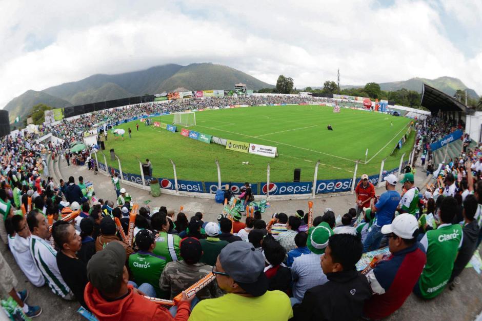 El Pensativo de Antigua ha albergado 10 mil personas en su recinto. (Foto: Nuestro Diario)