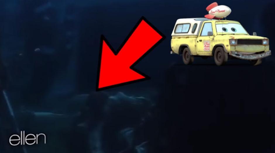 El director dijo que el infaltable camión de Pizza Planet aparecía en los primeros 20 minutos y dicen que es aquí. (Foto: Captura YouTube)