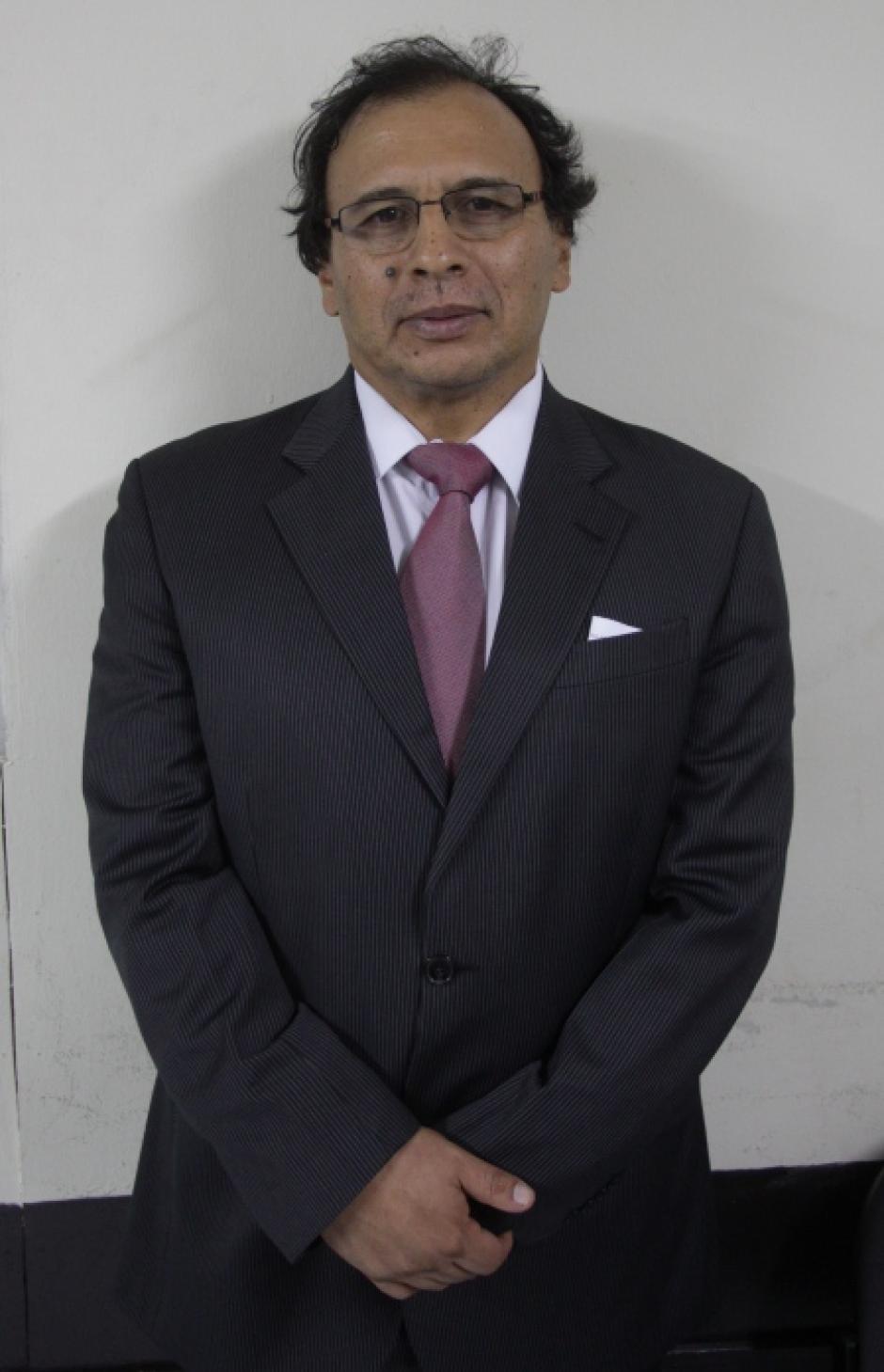 Geovanny Marroquín Navas. (Foto: Archivo/Soy502)