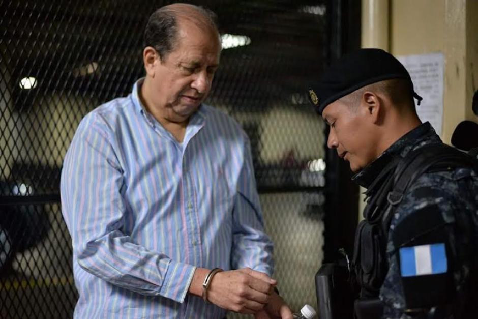 Según Luis Mijangos tiene una larga carrera administrativa y no ha sido señalado por nada. (Foto: Wilder López/Soy502)
