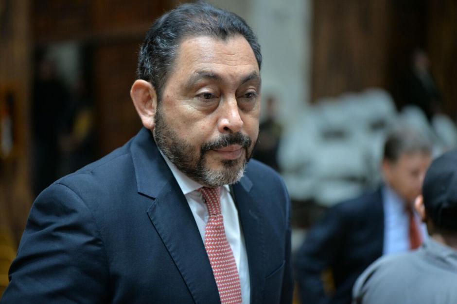 El exministro de Gobernación Mauricio López se pronunció por la muerte de Lima. (Foto: Wilder López/Soy502)