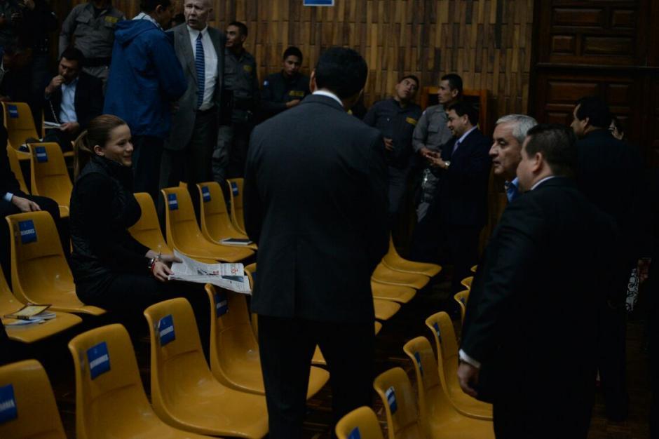Según el juez Gálvez, el Sistema Penitenciario pidió traslados hacia el Preventivo. (Foto: Wilder López/Soy502)