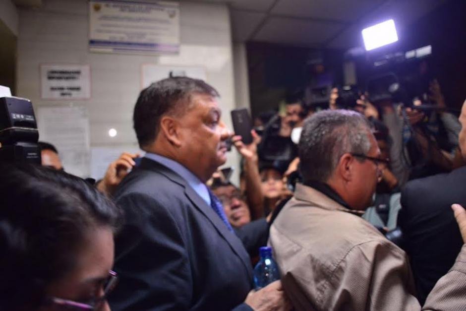 El exlegislador deberá rendir su primera declaración. (Foto: Jesús Alfonso/Soy502)